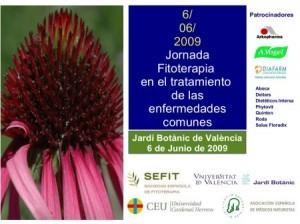 Jornada SEFIT: Fitoterapia en el tratamiento de las enfermedades comunes