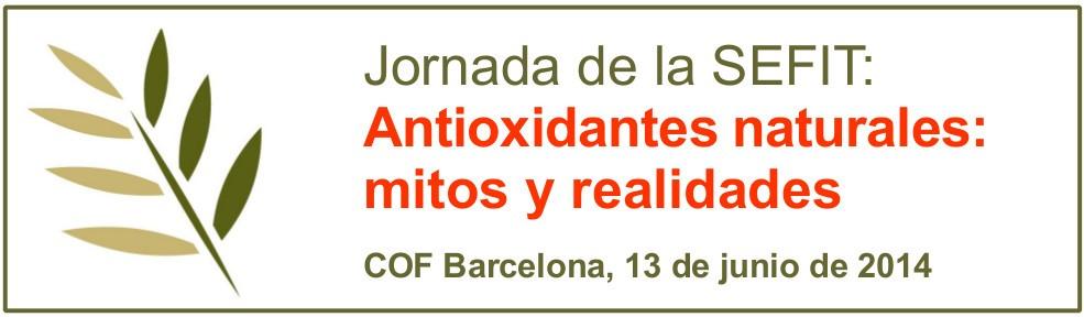 SEFIT Antioxidantes naturales