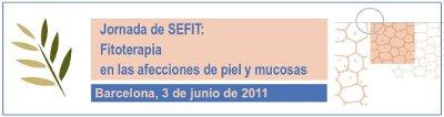 Jornada de SEFIT sobre Fitoterapia en el tratamiento de las afecciones de piel y mucosas