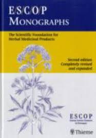 Monografias Fitoterapia ESCOP 2 edición