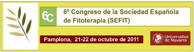 6º Congreso de la Sociedad Española de Fitoterapia (SEFIT)