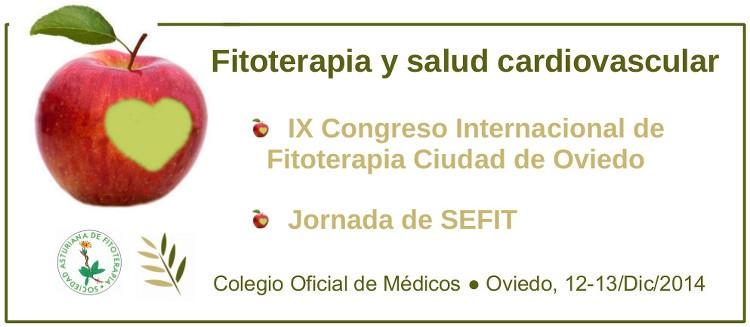Jornada sobre Fitoterapia en salud cardiovascular