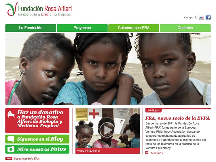 Fundacion Rosa Alfieri