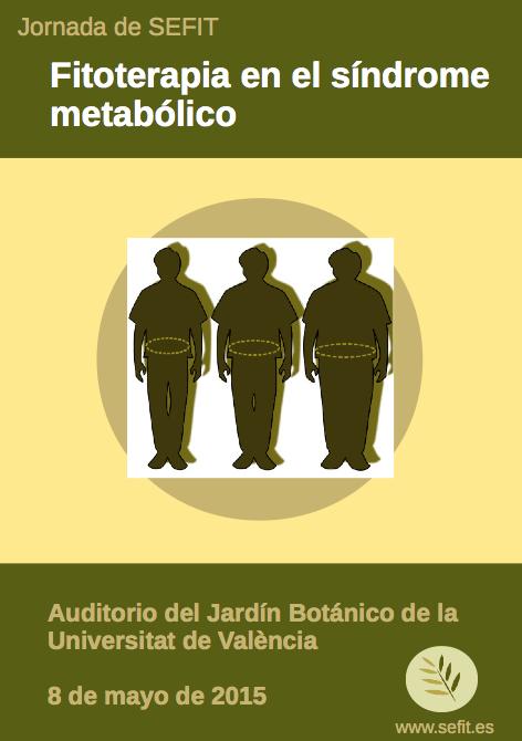 Programa Jornada Fitoterapia en el síndrome metabólico