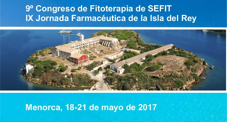 9º Congreso de Fitoterapia de SEFIT – IX Jornada Farmacéutica de la Isla del Rey