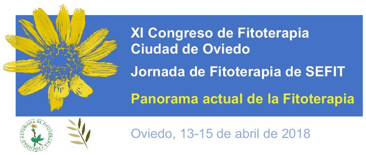 XI Congreso de Fitoterapia Ciudad de Oviedo – Jornada de SEFIT
