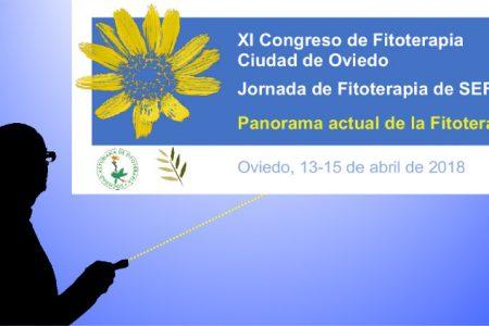 Presentaciones XI Congreso de Fitoterapia Ciudad de Oviedo